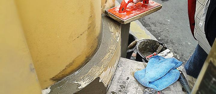 Oprava fasád Ostrava