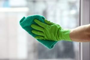 Mytí a čištění log