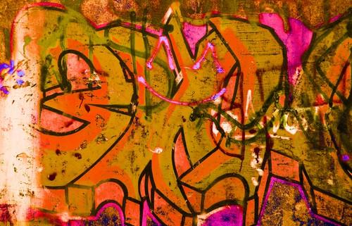 Praha graffiti, čištění